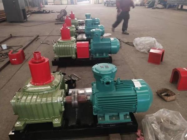 新疆沙雅县定制的泥浆搅拌器发货