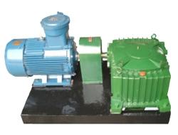 泥浆搅拌器的工作原理及叶轮的重要性