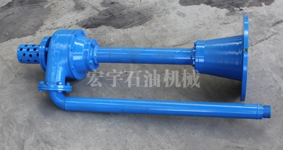 立式单吸液下泵