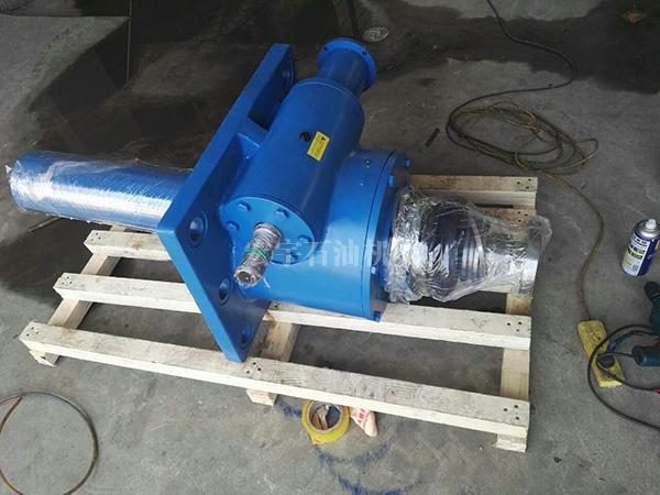 JWM系列蜗轮丝杆升降机