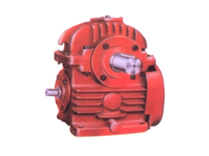 CWU圆弧圆柱蜗杆减速器